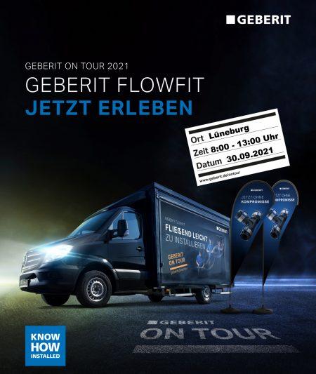 Geberit Flow Fit Tour