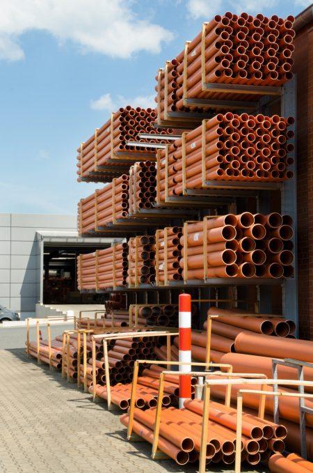 Installation & Pumpen - KG Rohre
